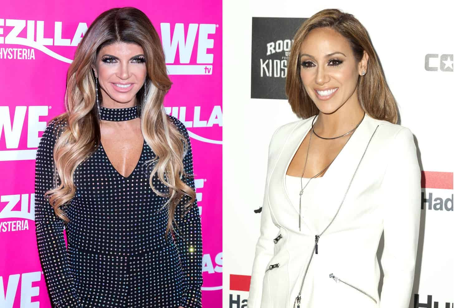 RHONJ's Melissa Gorga Discusses Fighting with Teresa Giudice