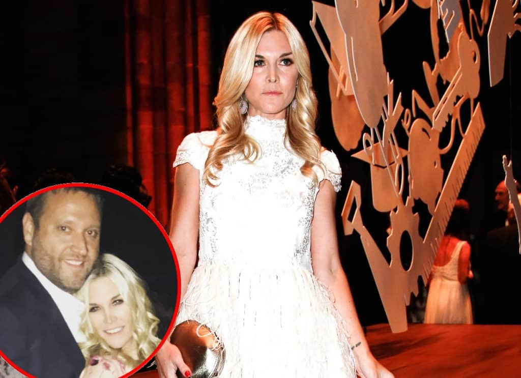 REPORT: Tinsley Mortimer Will Quit RHONY, Plans to Move to Chicago With Boyfriend Scott Kluth After His Upcoming Proposal