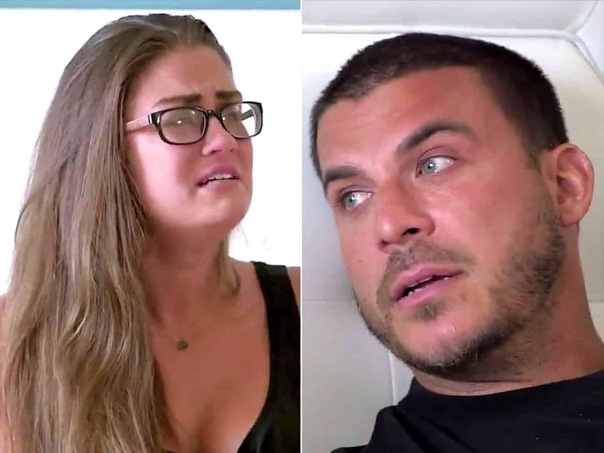 Vanderpump Rules Recap Jax Dumps Brittany
