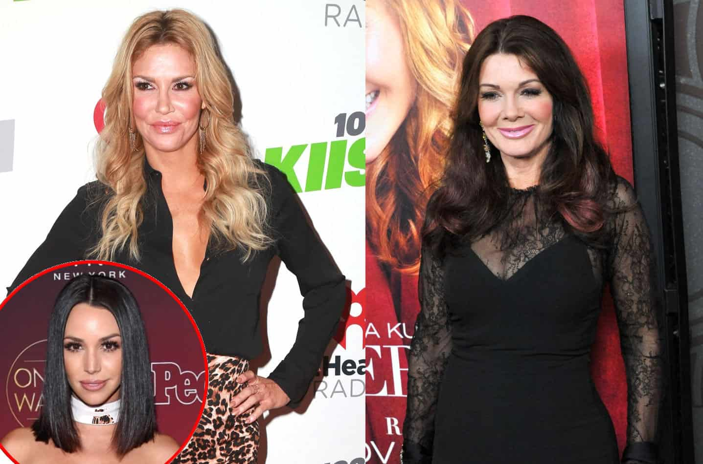 Brandi Glanville Talks Lisa Vanderpump and Scheana Marie