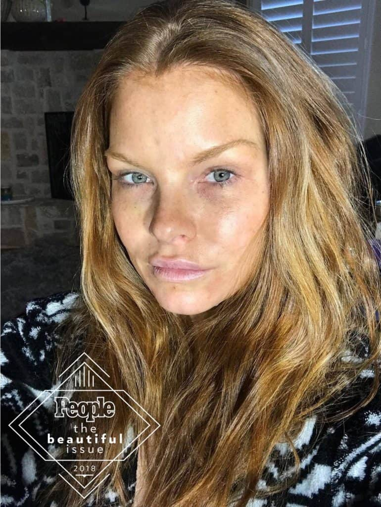 Brandi Redmond No Make Up Photo