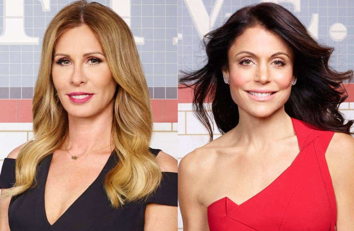 RHONY Carole Slams Bethenny Over Adam Comments