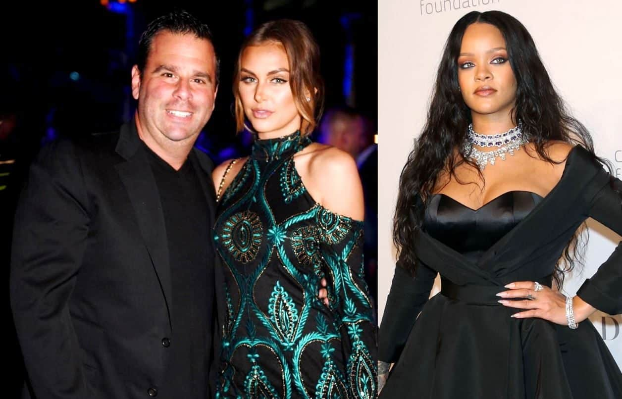 Vanderpump Rules news - Randall Emmett, Lala Kent and Rihanna