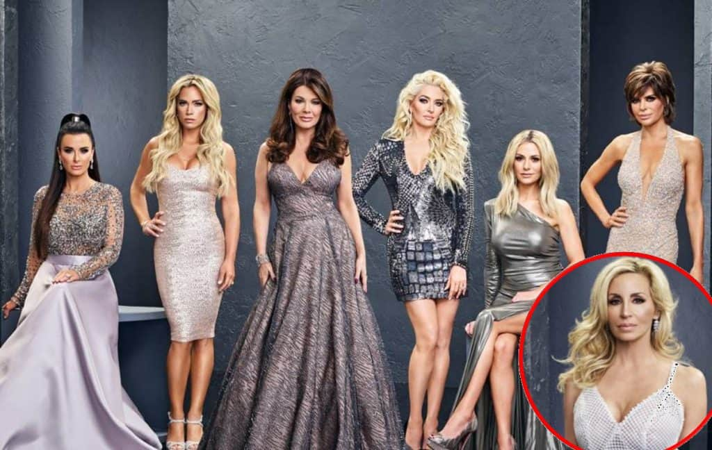 rhobh season 8 cast with camille grammer