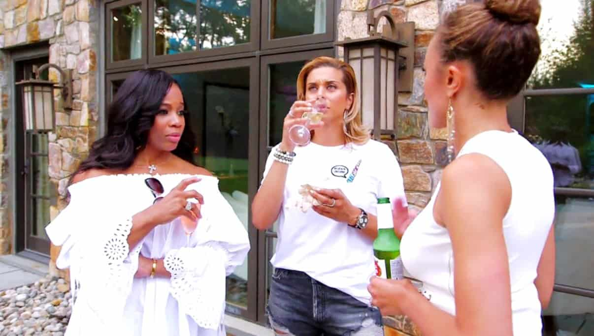 Real Housewives of Potomac Recap