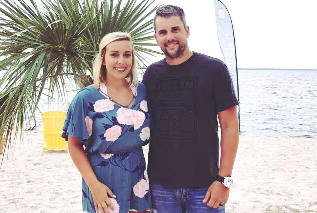Teen Mom OG ryan edwards and mackenzie standifer new photos