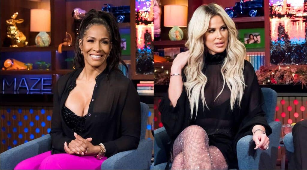 RHOA Sheree Whitfield Fired, Kim Zolciak Not Returning