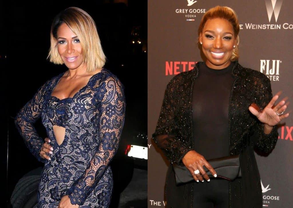 RHOA sheree whitfield and nene leakes feud