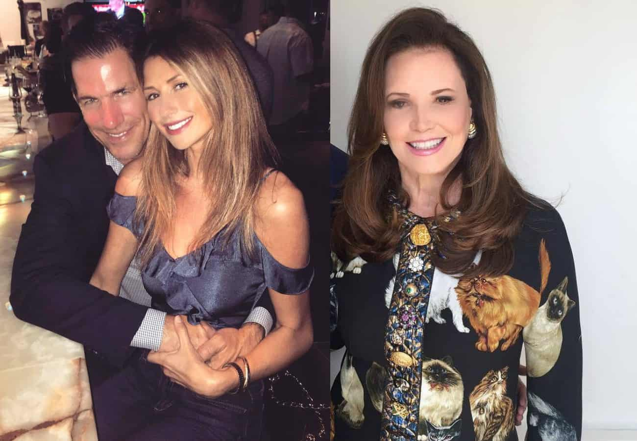 Southern Charm thomas ravenel ashley jacobs vs patricia