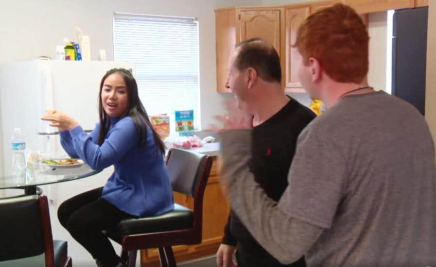 90 Day Fiance Happily Ever After Recap Disruptive Behavior Annie David son Jacob
