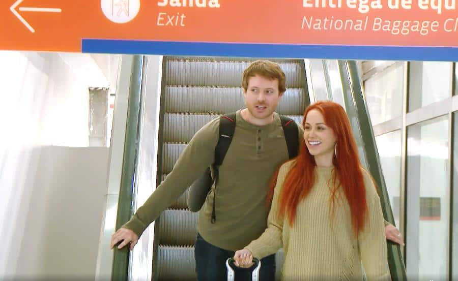 90 Day Fiance Happily Ever After Recap Disruptive Behavior Russ and Paola in Colombia