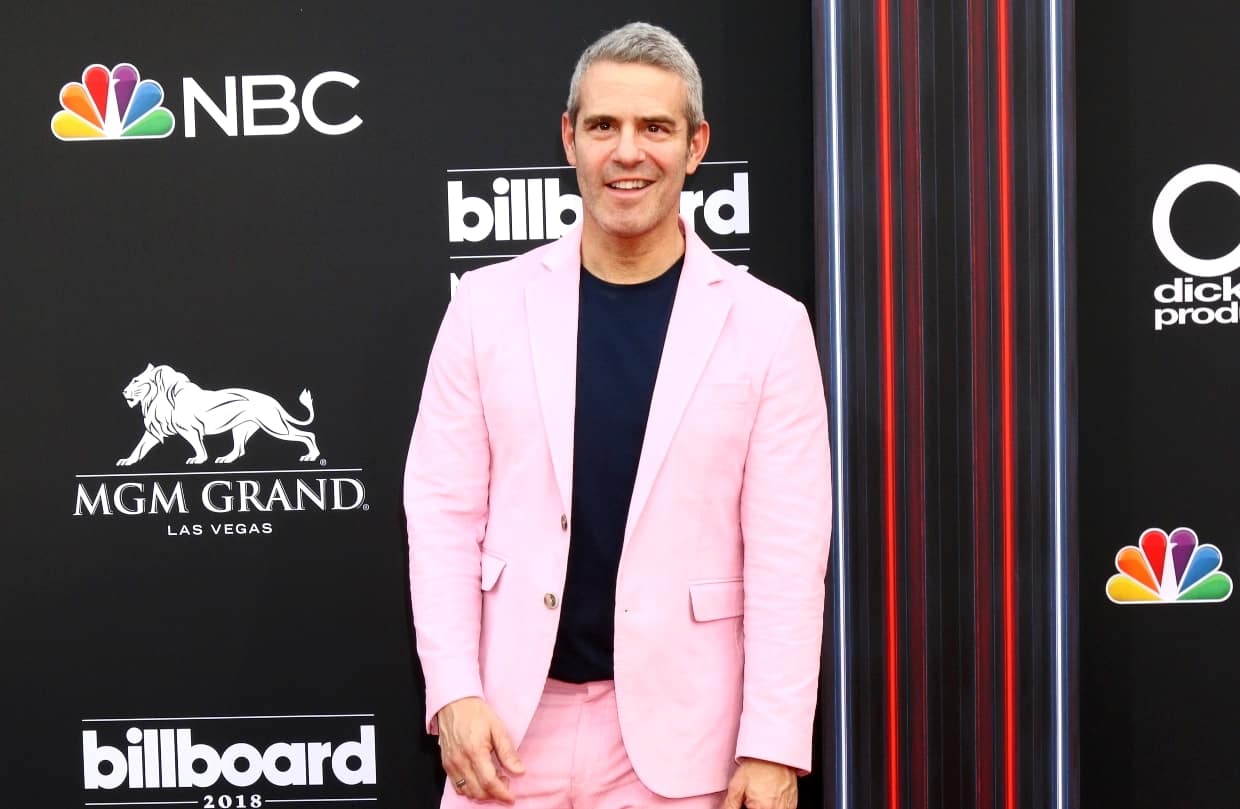 Andy Cohen Talks Housewives Secrets