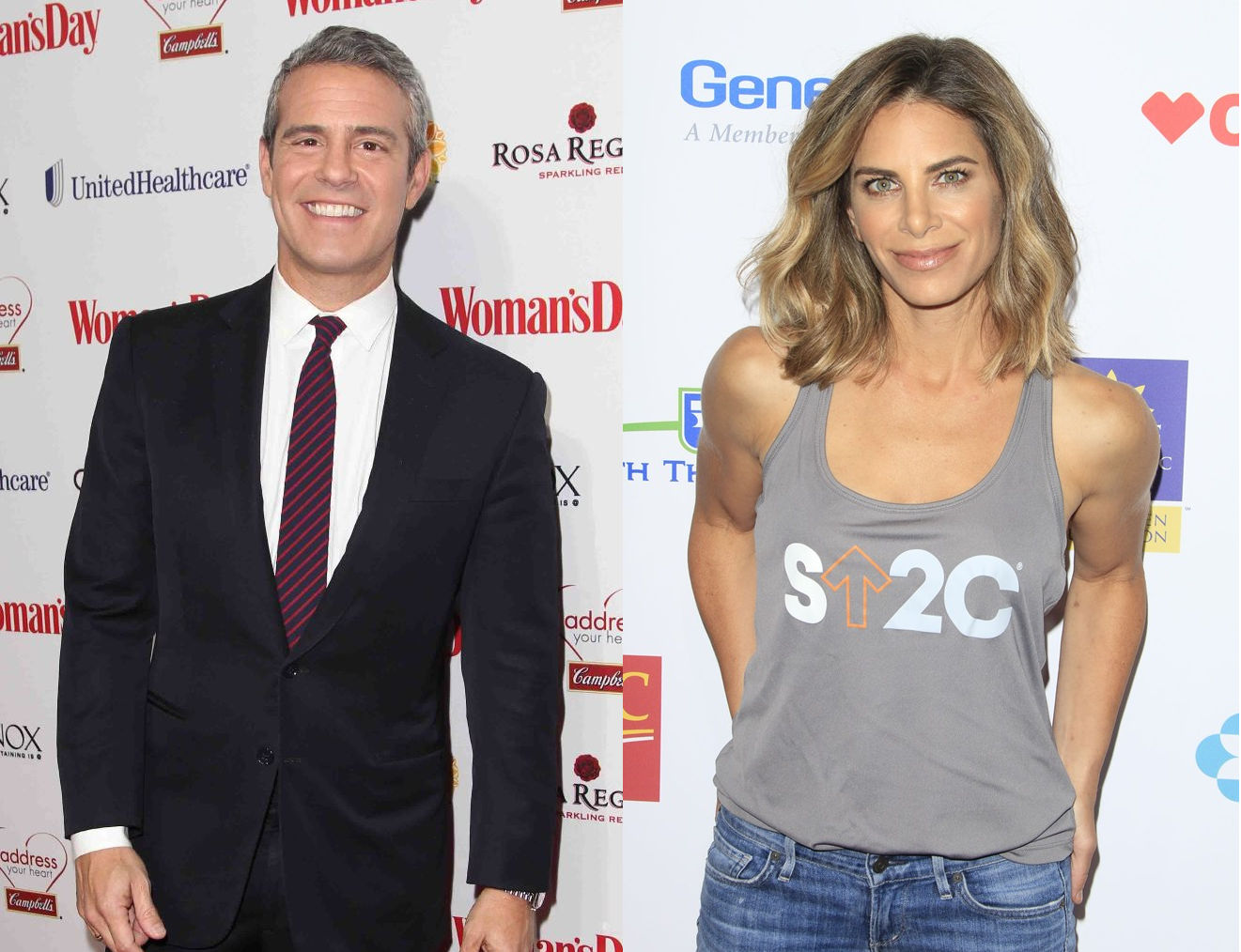 Andy Cohen vs Jillian Michaels