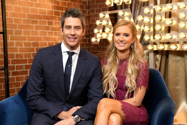 The Bachelor Arie Luyendyk and Lauren Burnham Wedding Date