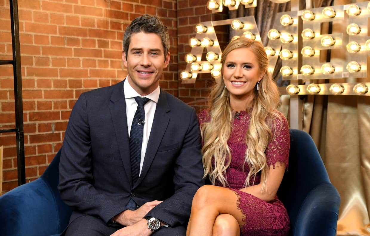 The Bachelor Arie Luyendyk and Lauren Burnham Wedding Date