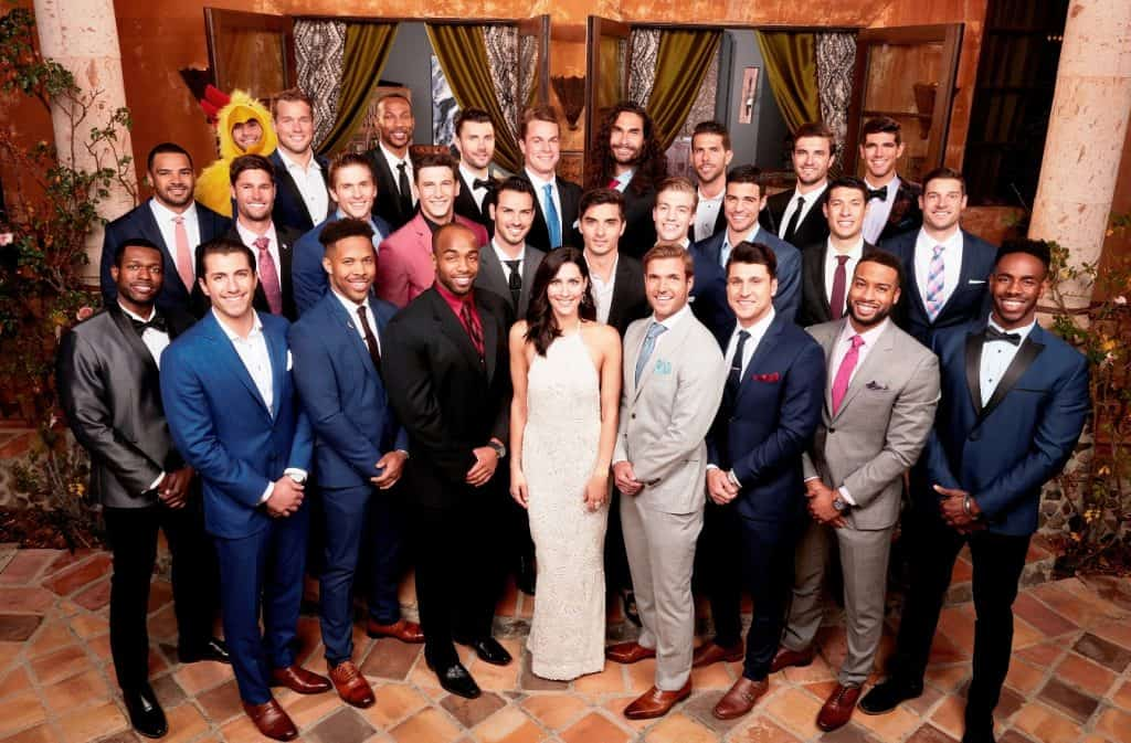 Becca Kufrin The Bachelorette 2018 Cast Picture