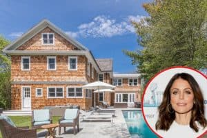 RHONY Bethenny Frankel Hamptons Home for Sale