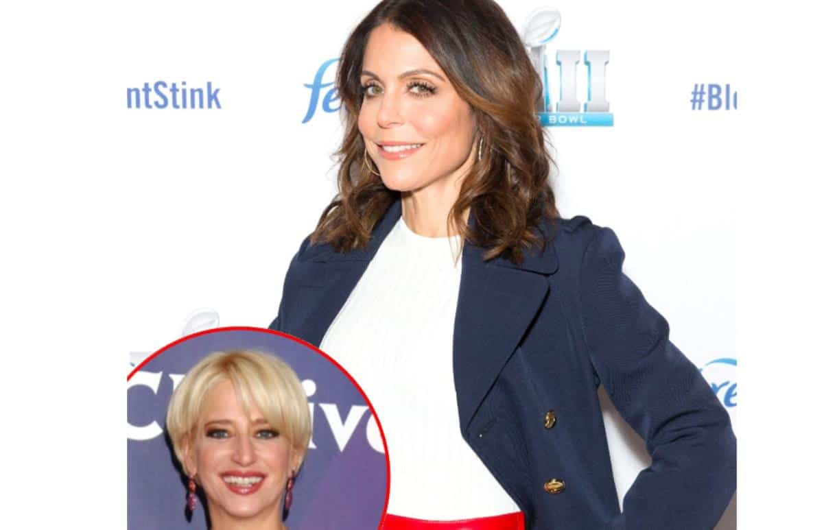RHONY Bethenny Frankel Reveals the Real Reason She Throws Shade at Dorinda