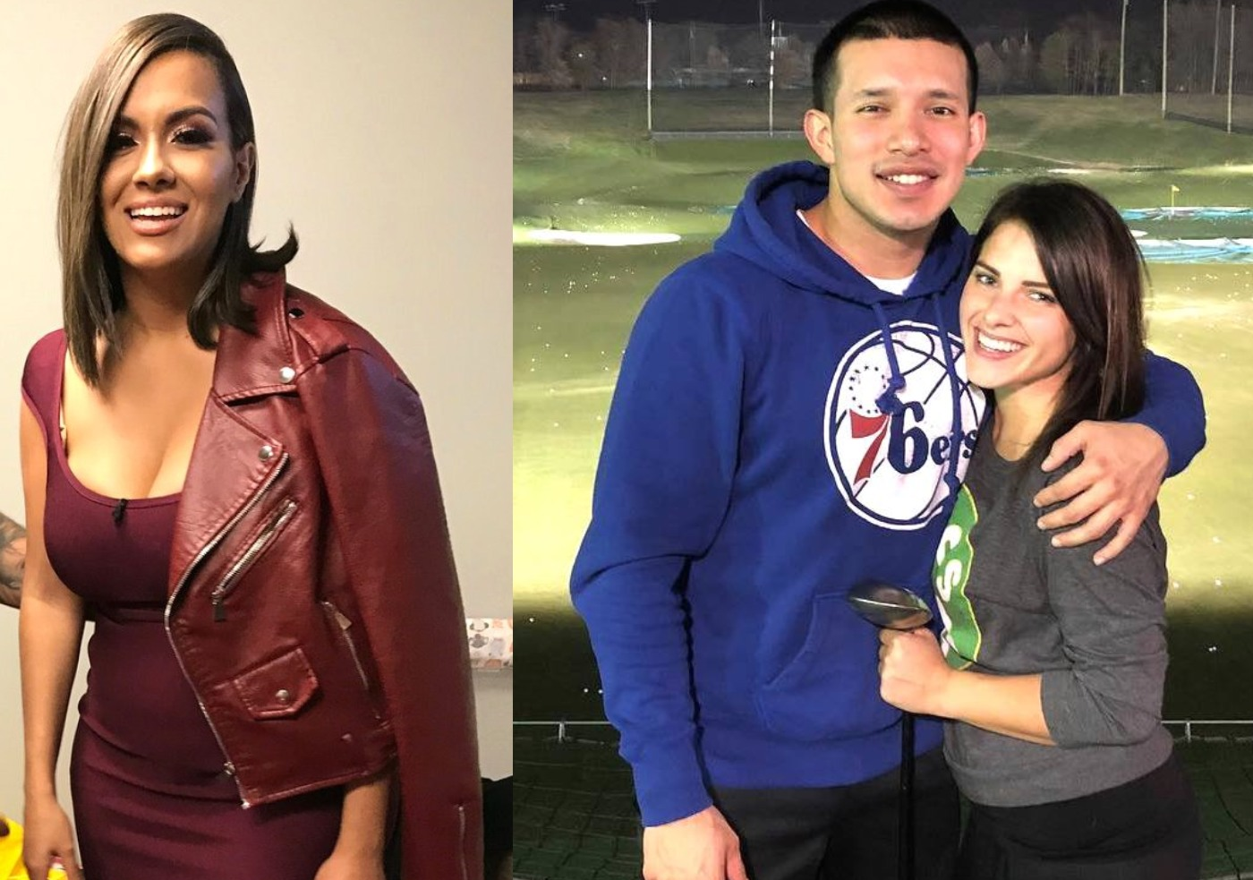 Teen Mom 2 Briana DeJesus Javi Marroquin and Lauren Comeau