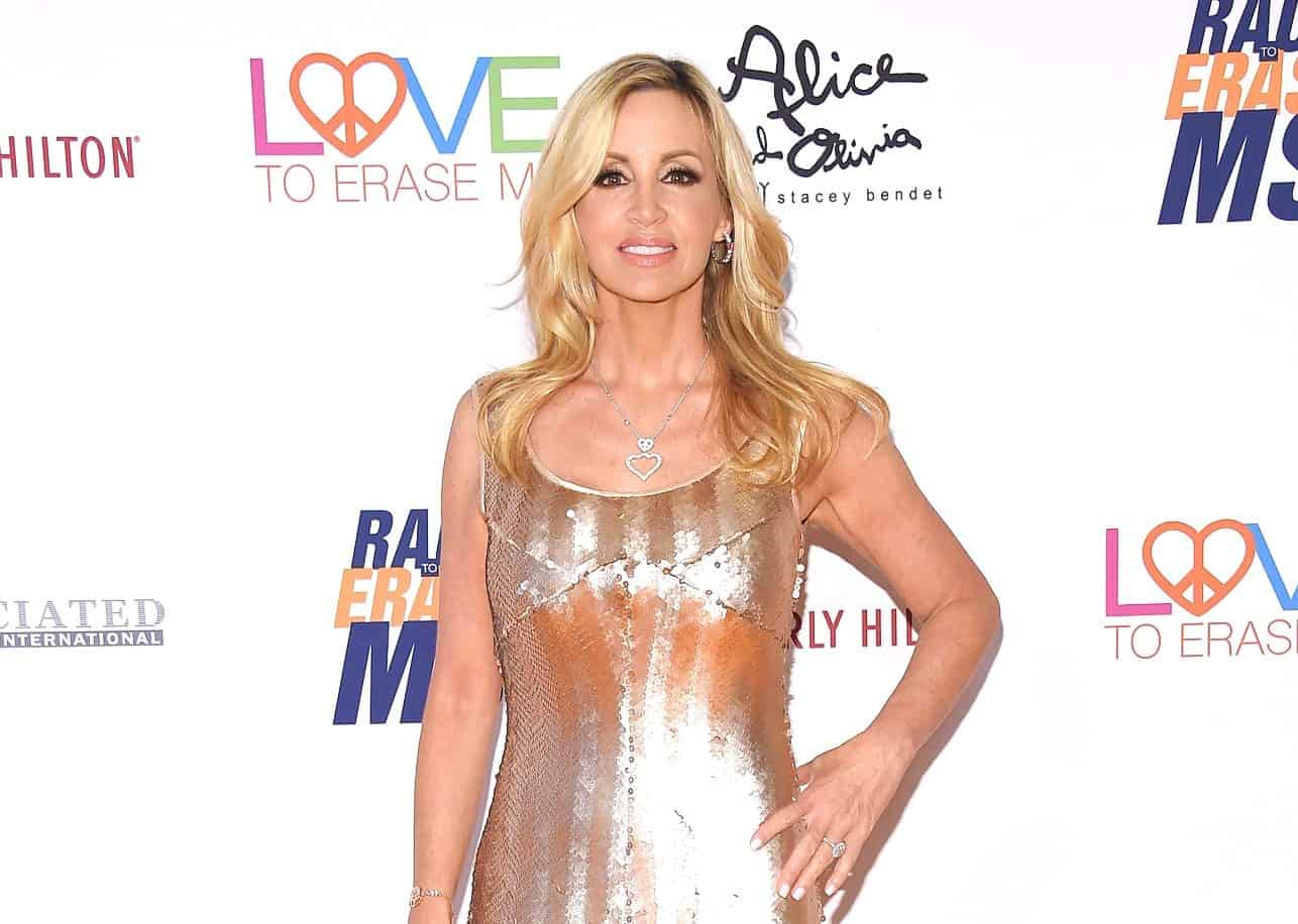 "RHOBH's Camille Grammer Accuses Bravo of Playing Favorites and Says She'd Only Appear on an OG Special if Andy Cohen Agreed to Be ""Fair,"" Plus Claims She Was the Only Cast Member Who Attempted to Protect Russell Armstrong's Children After His Suicide"
