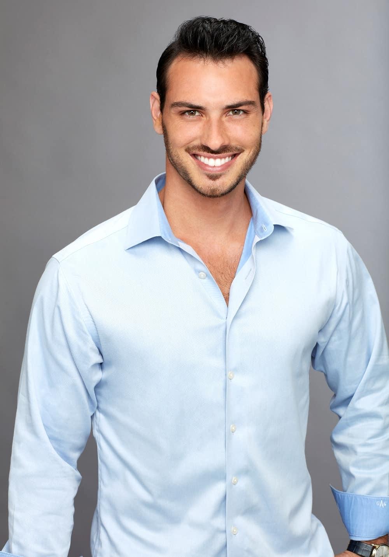 Chase Vergason The Bachelorette