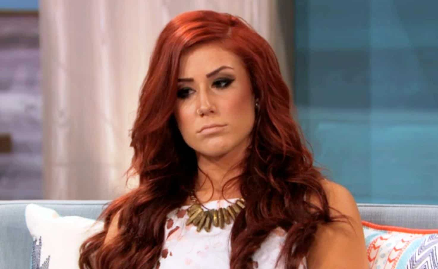 Chelsea Houska Slams Teen Mom 2 Producers