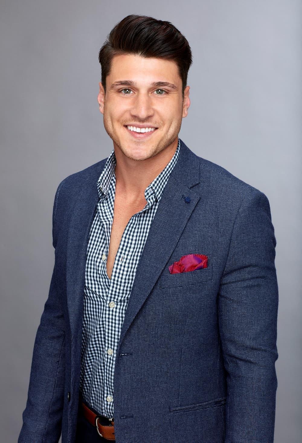 The Bachelorette Connor Obrachta