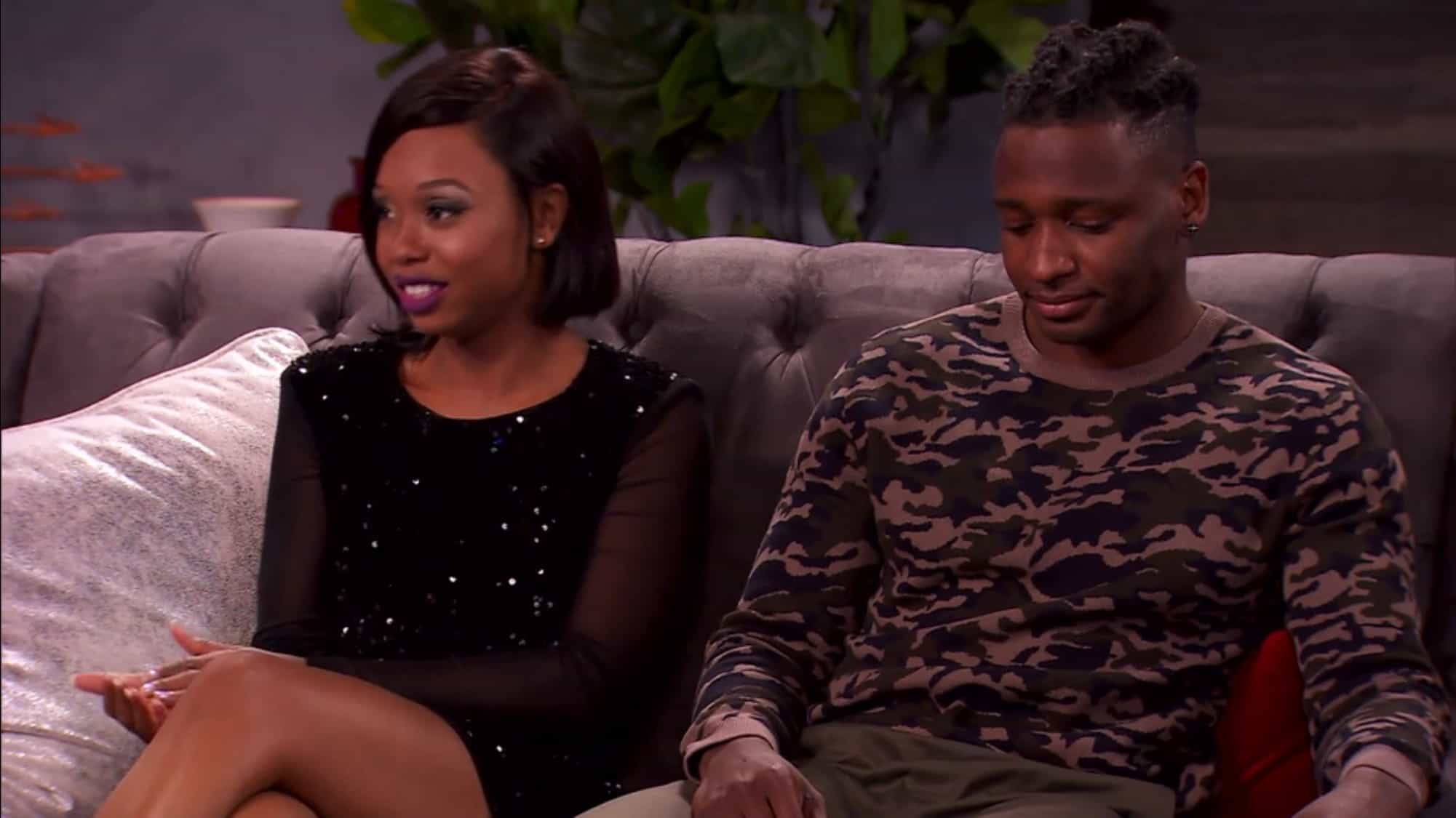 Married at First Sight Season 6 Reunion Shawniece and Jephte