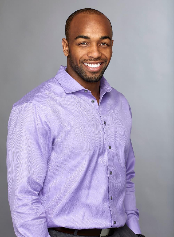 The Bachelorette Darius Feaster