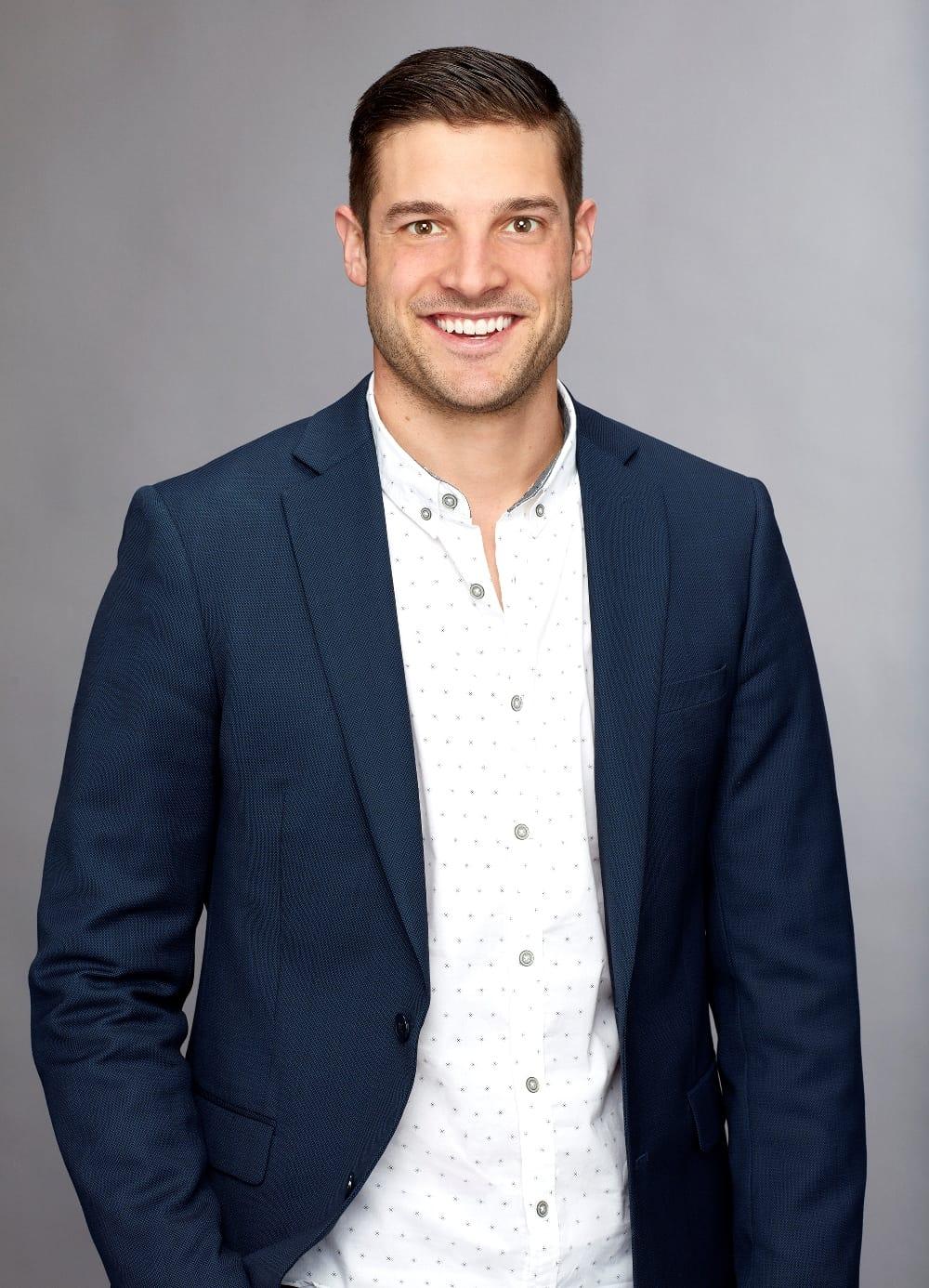 The Bachelorette Garrett Yrigoyen