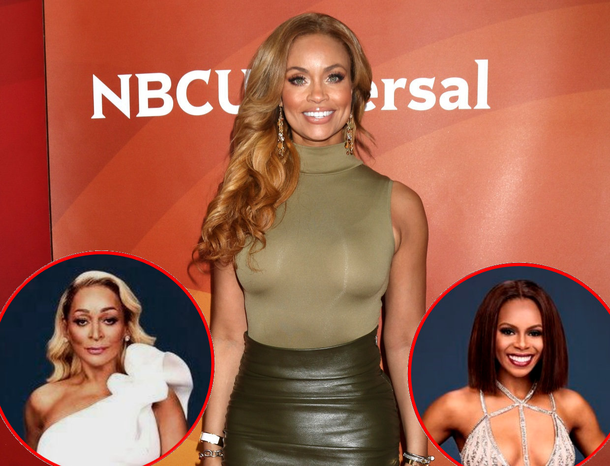 RHOP Gizelle Bryant Slams Karen and Candiace