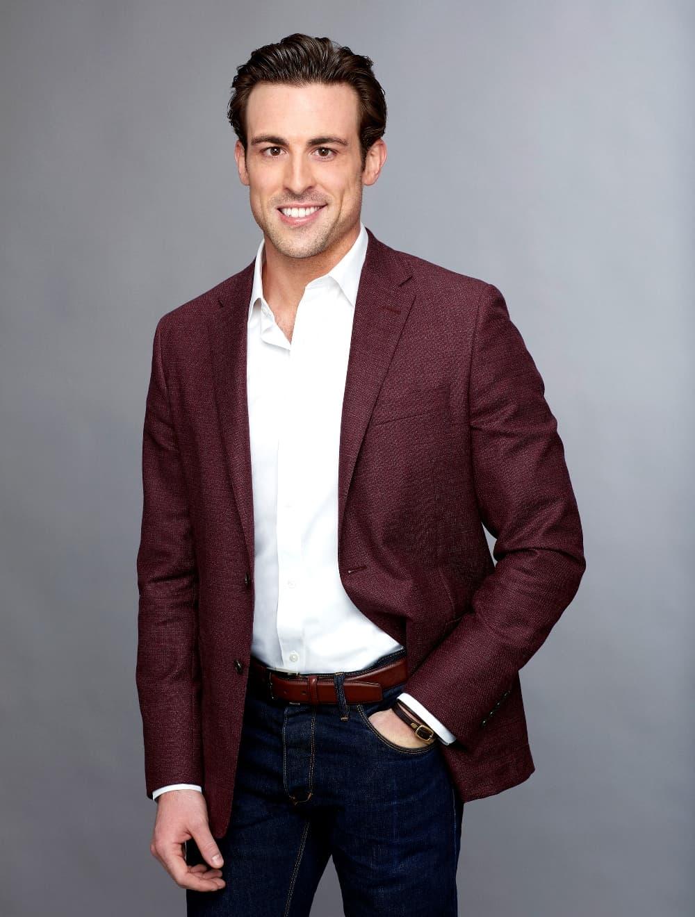 The Bachelorette Jake Jacob Enyeart