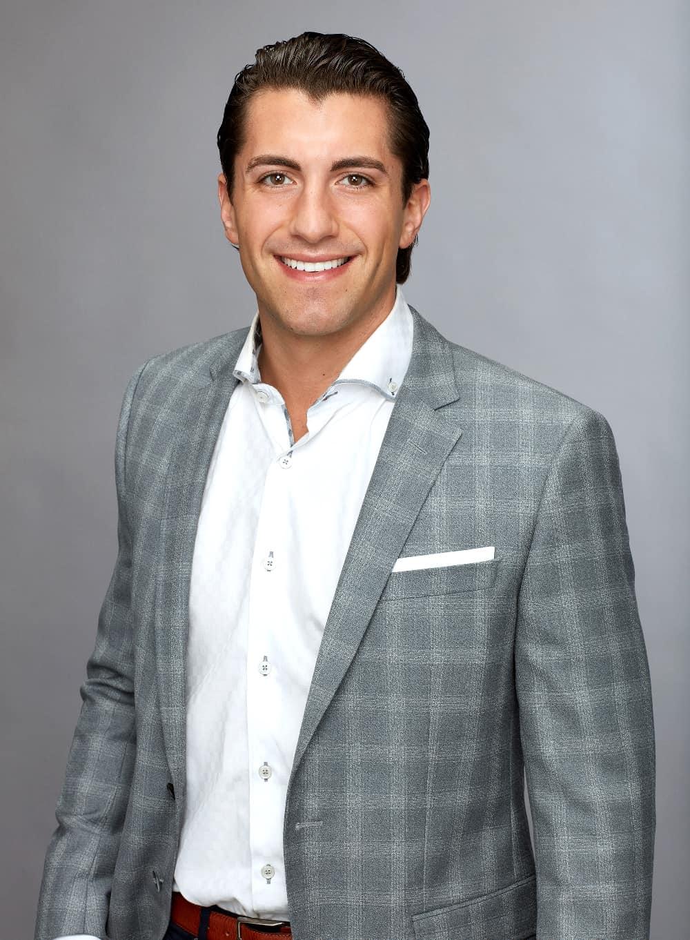 The Bachelorette Jason Tartick