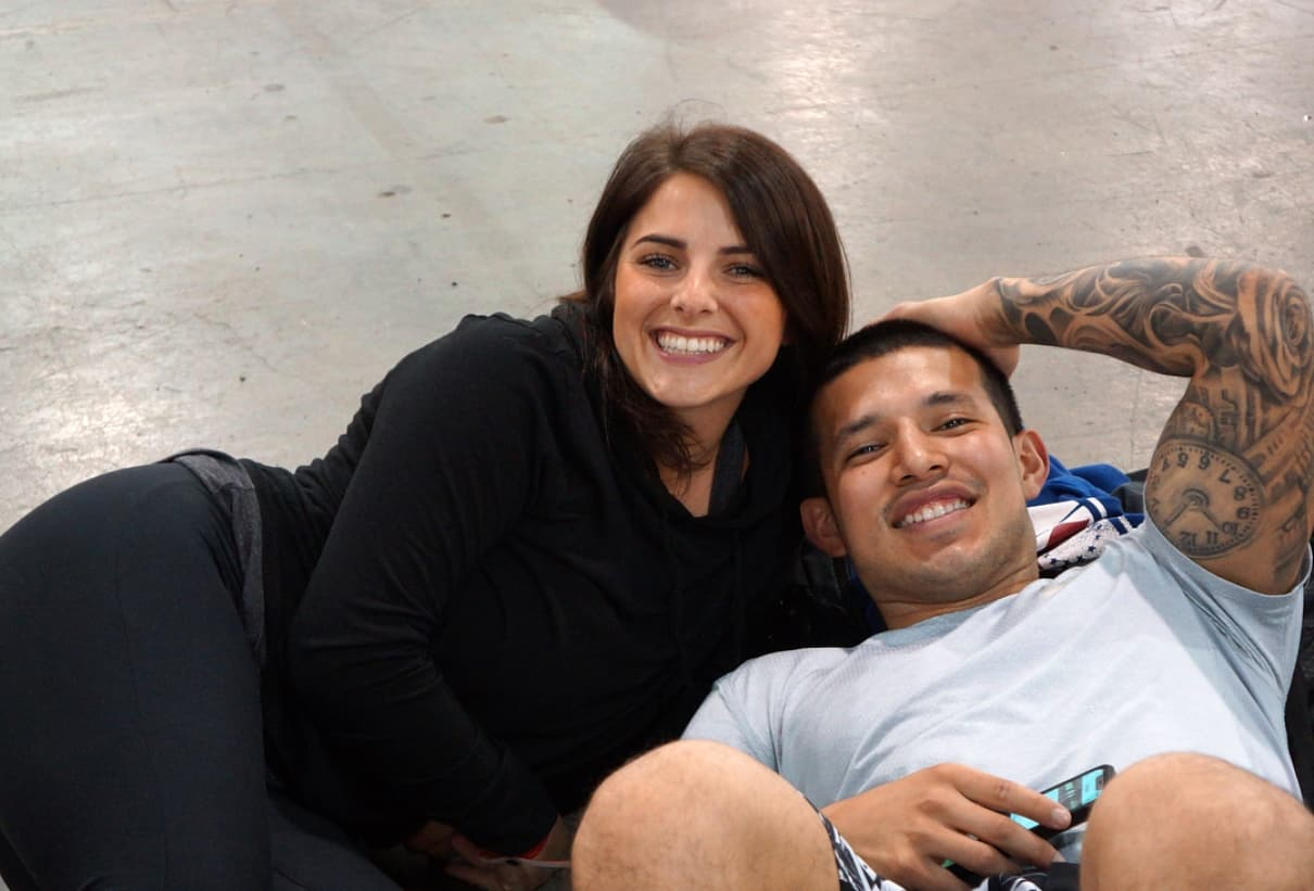 Javi Marroquin Girlfriend Lauren Comeau Pregnant