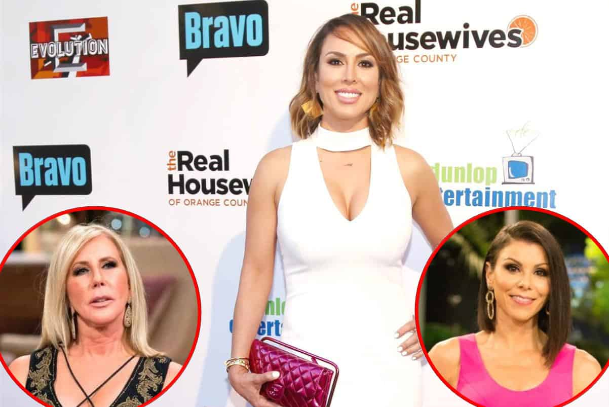 RHOC Kelly Dodd Blasts Heather Dubrow! Disses Vicki Gunvalson
