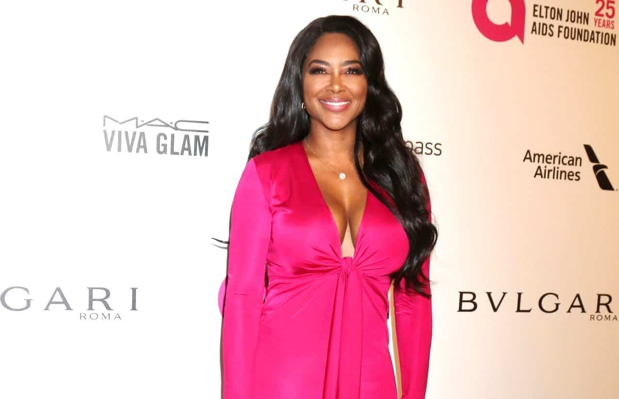 Kenya Moore Fired from RHOA
