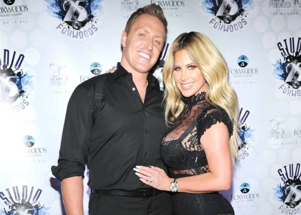 RHOA's Kim Zolciak accused of photoshopping Kroy Biermann