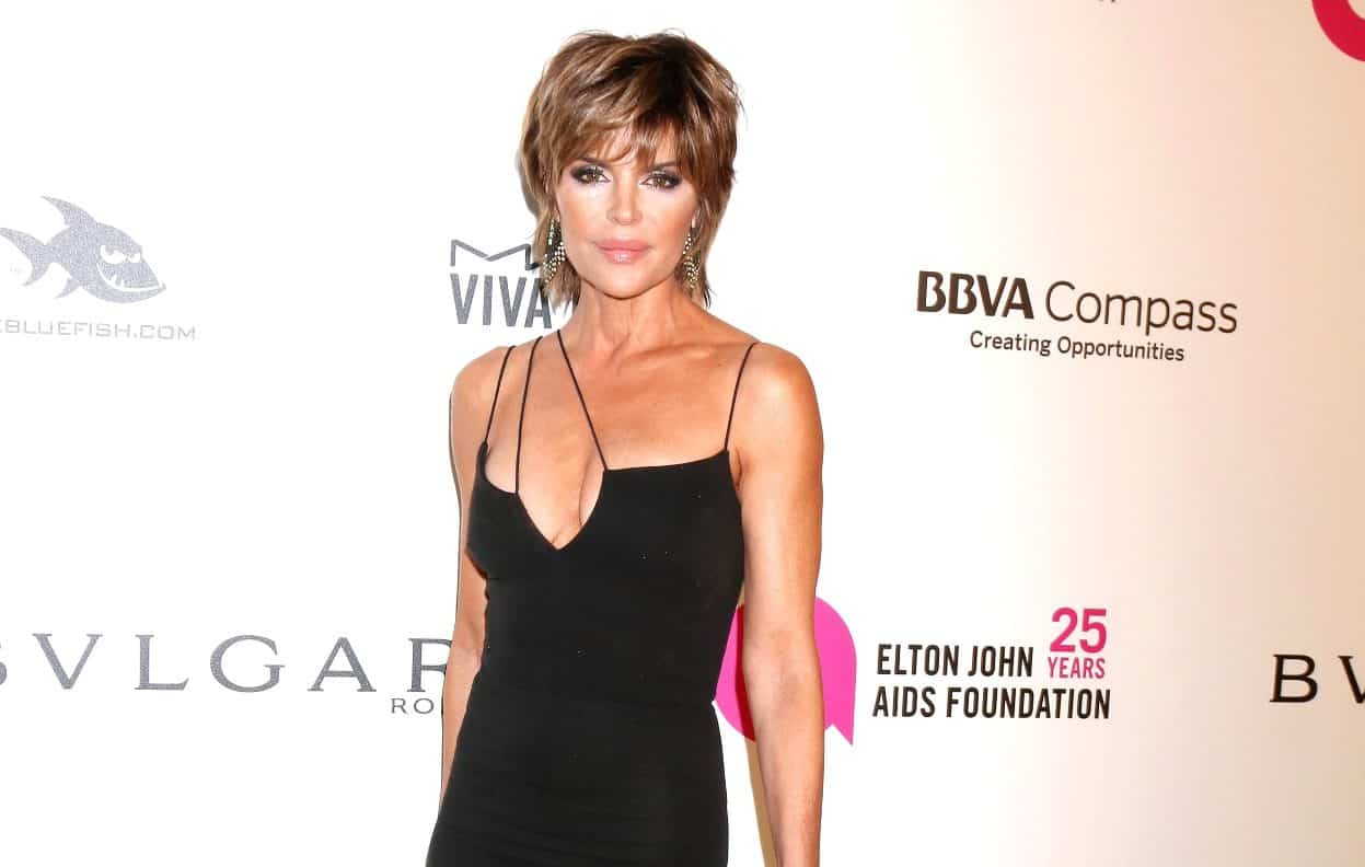 "RHOBH's Lisa Rinna Claims She Was ""Muzzled"" by QVC From Talking About Politics After ""Karens"" Bombarded the Network and Begged Them to Fire Her, Vows to Remain on the ""Right Side of History"""