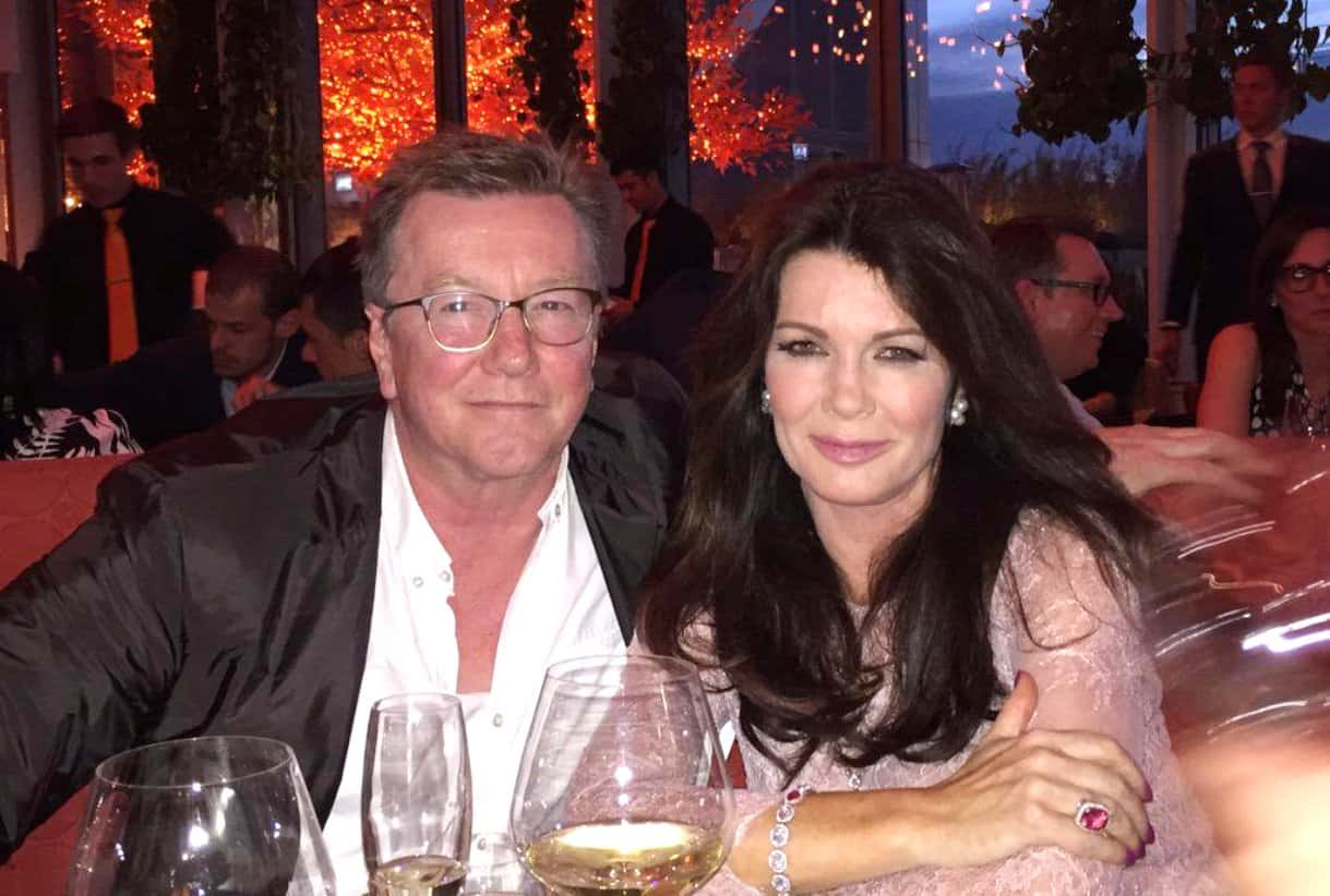 RHOBH Star Lisa Vanderpump's Brother Mark Vanderpump Dead From Suspected Drug Overdose