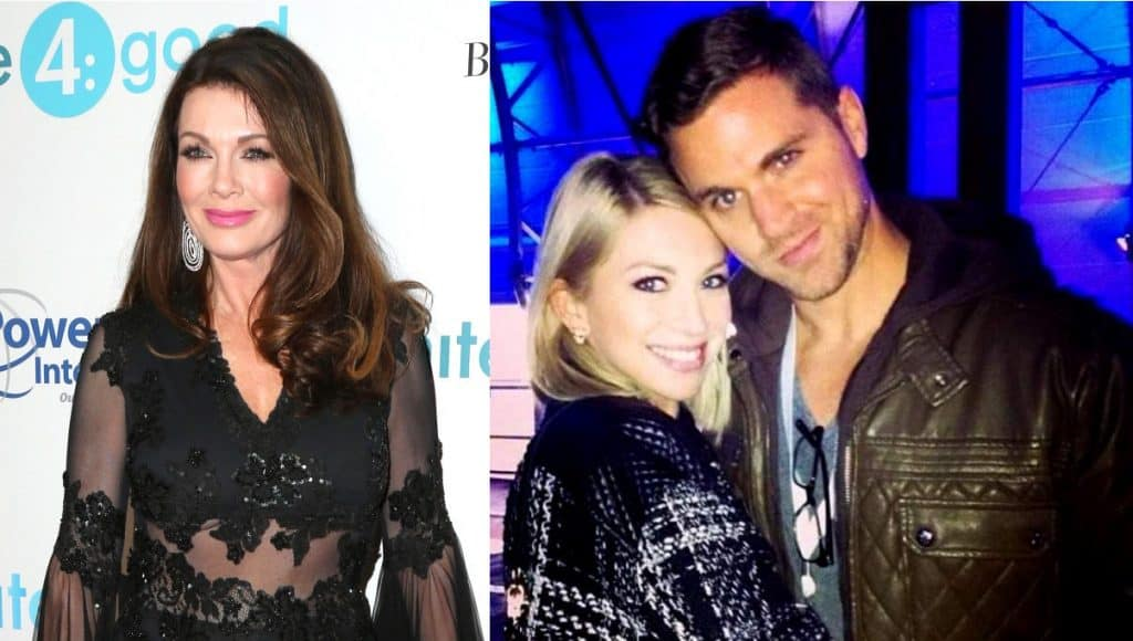 Vanderpump Rules Lisa Vanderpump Talks Stassi Schroeder and Patrick Meagher
