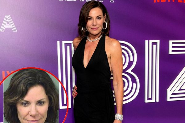 Police Officer Who Arrested RHONY's LuAnn de Lesseps Fired