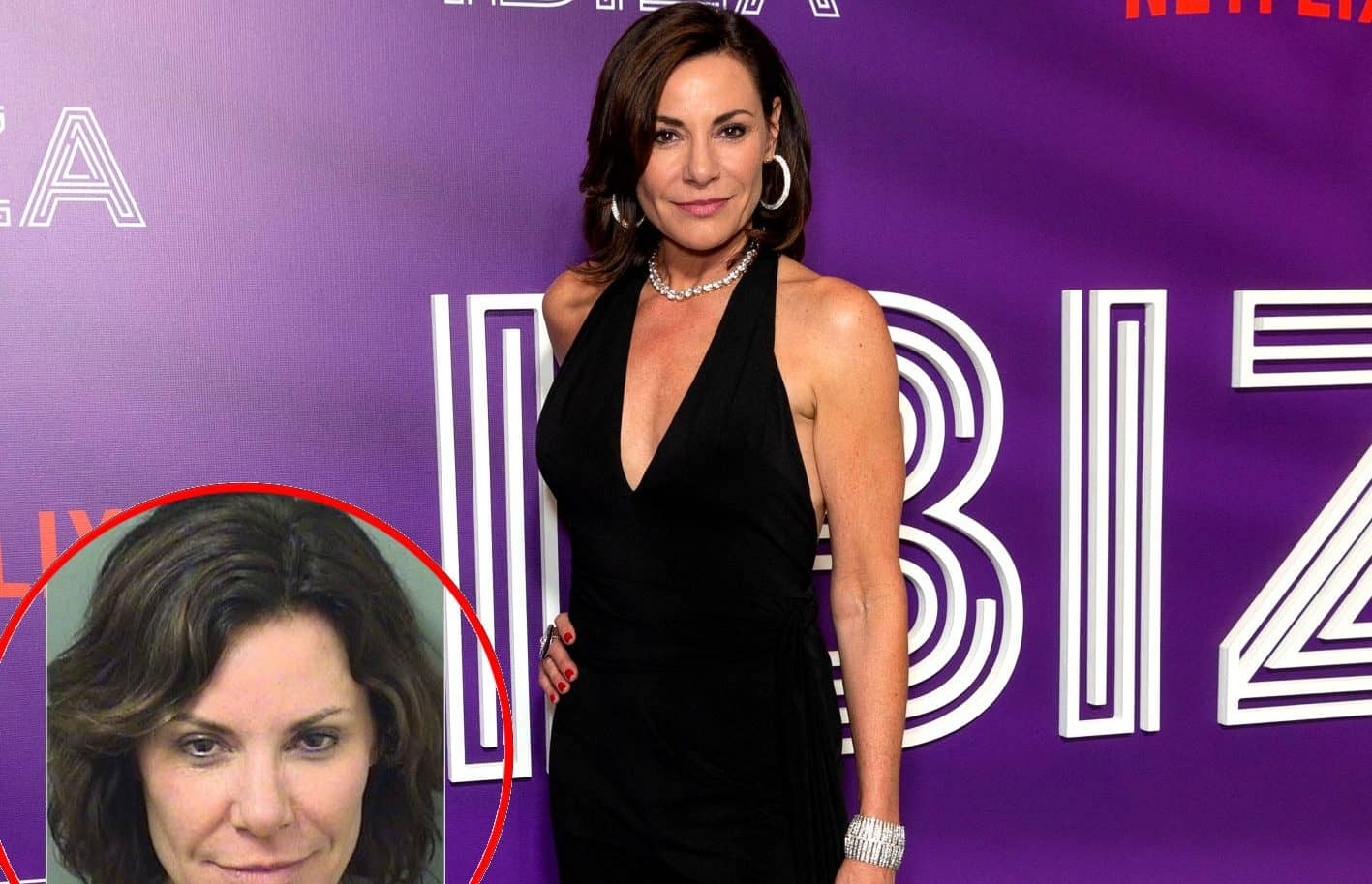 RHONY Luann de Lesseps Plea Deal and Sobriety Interview