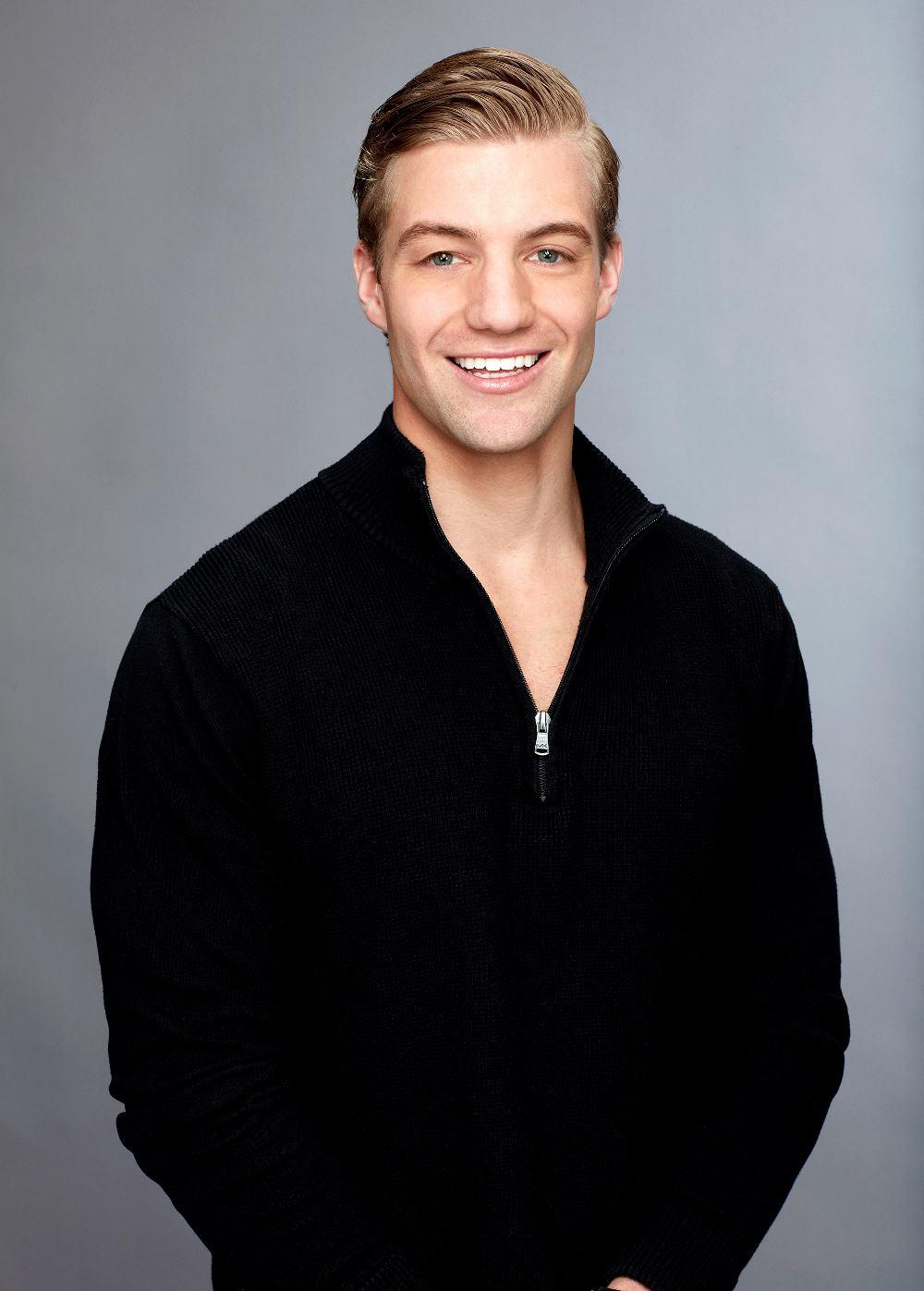 The Bachelorette Nick Spetsas
