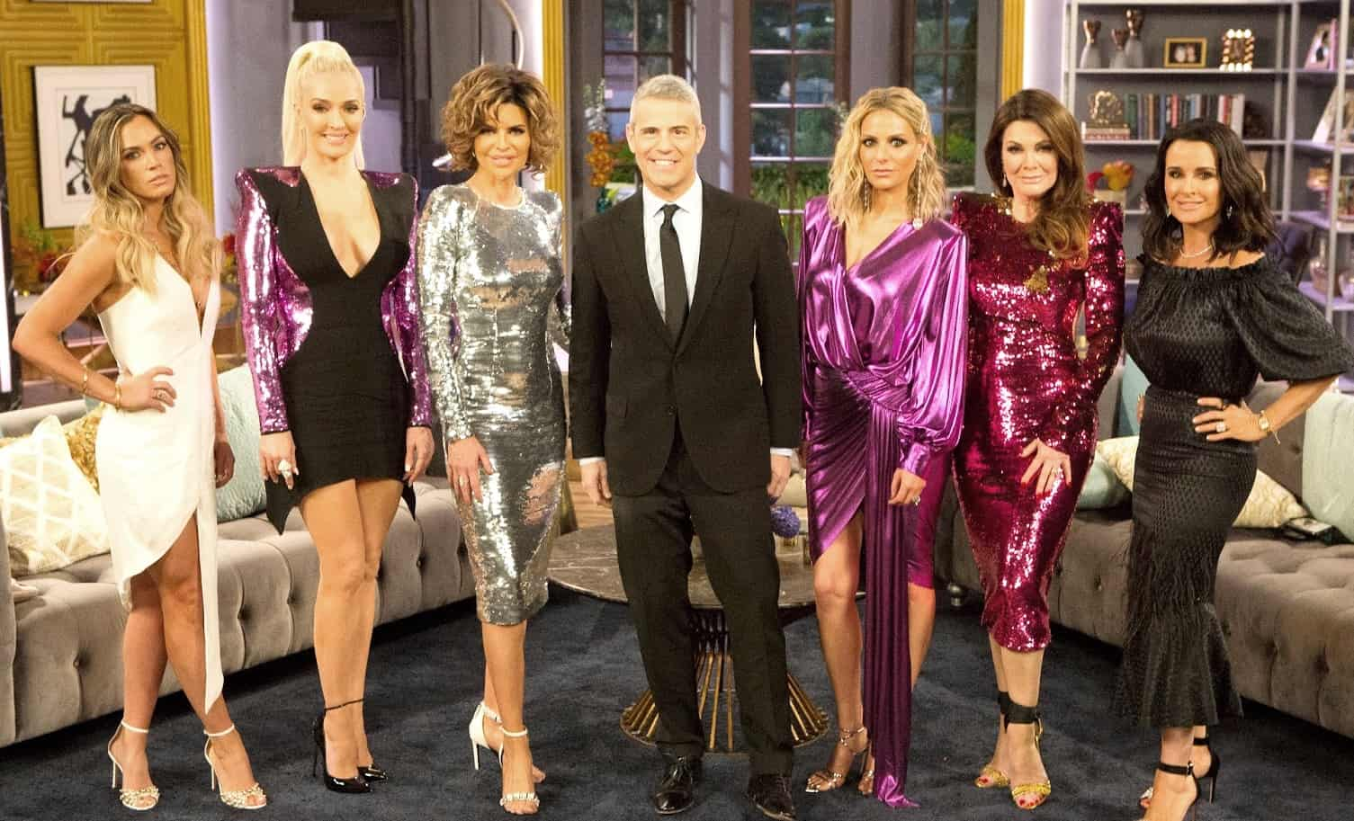 Andy Cohen talks boring RHOBH Season