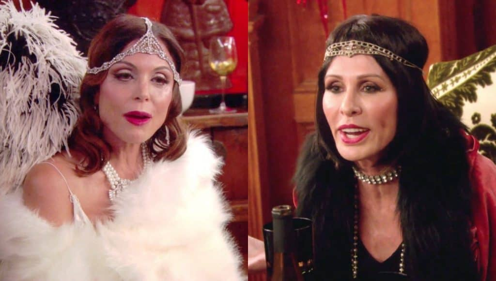 RHONY Recap A Frittered Friendship Bethenny vs Carole Fight