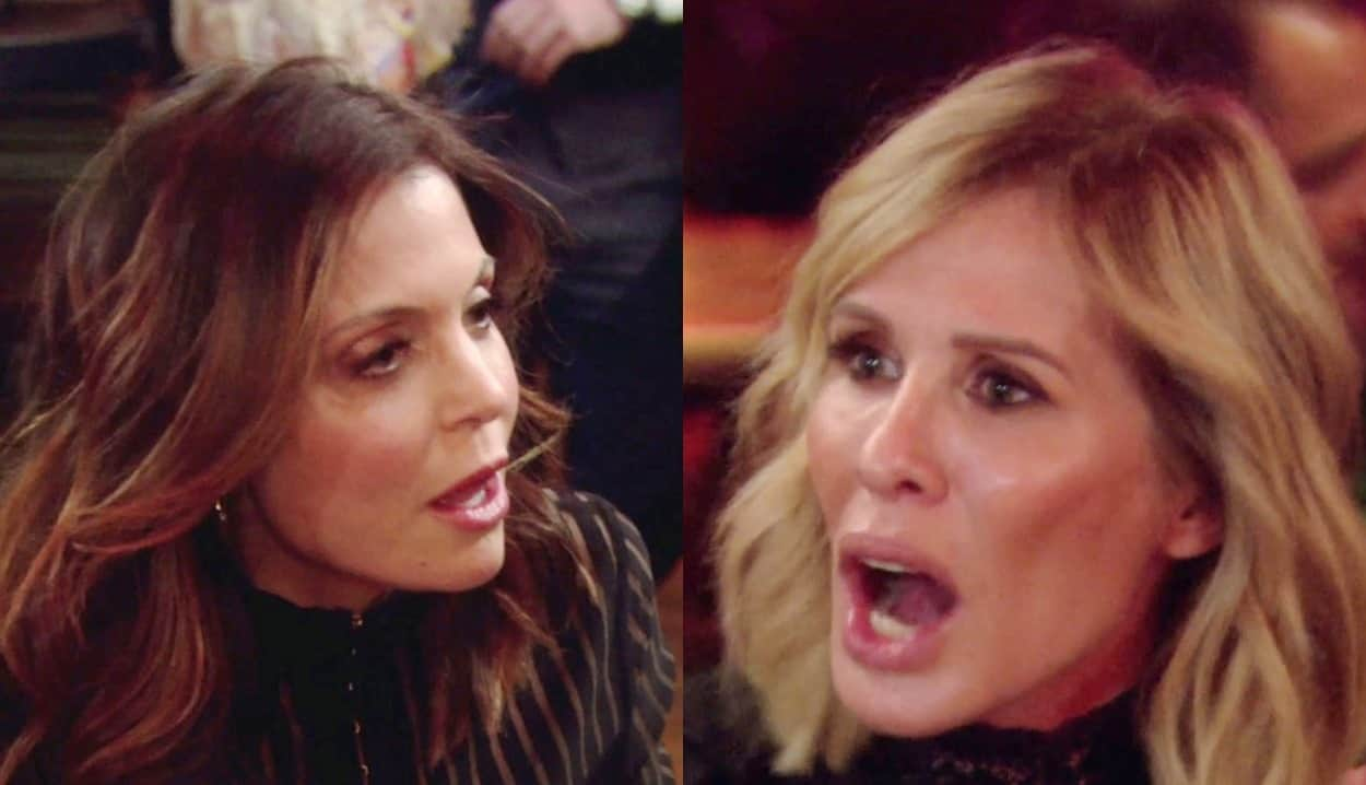RHONY Recap Bethenny vs Carole