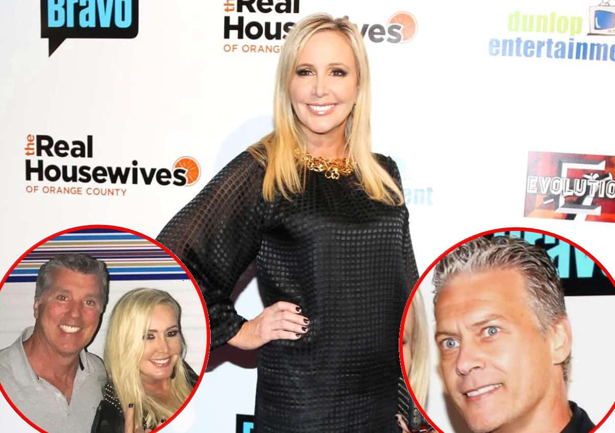 RHOC Shannon Beador New Boyfriend Alex and David