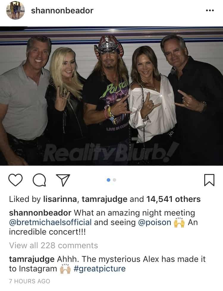 Shannon Instagram Post