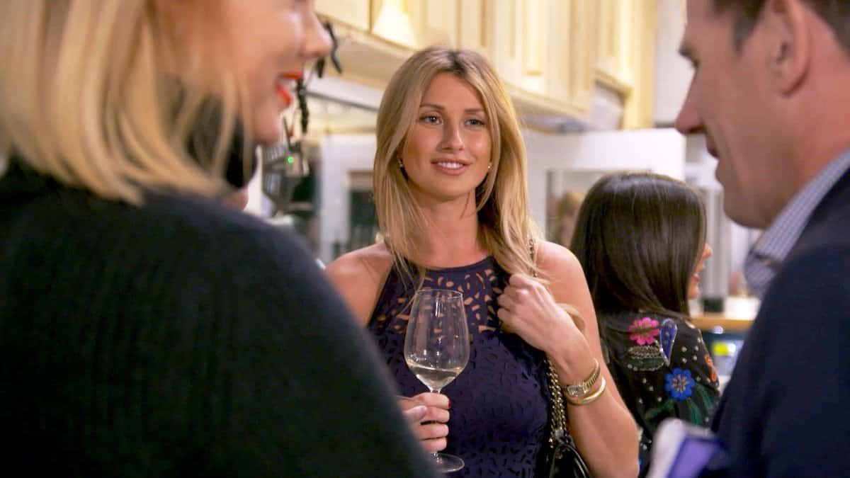 Southern Charm Recap Exes on the Half Shell - Kathryn Thomas and Ashley