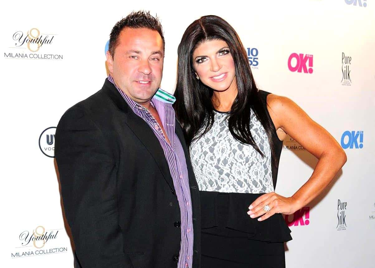 REPORT: RHONJ Star Teresa Giudice Was Sunbbed by Husband Joe Giudice's Family in Court During Bail Hearing